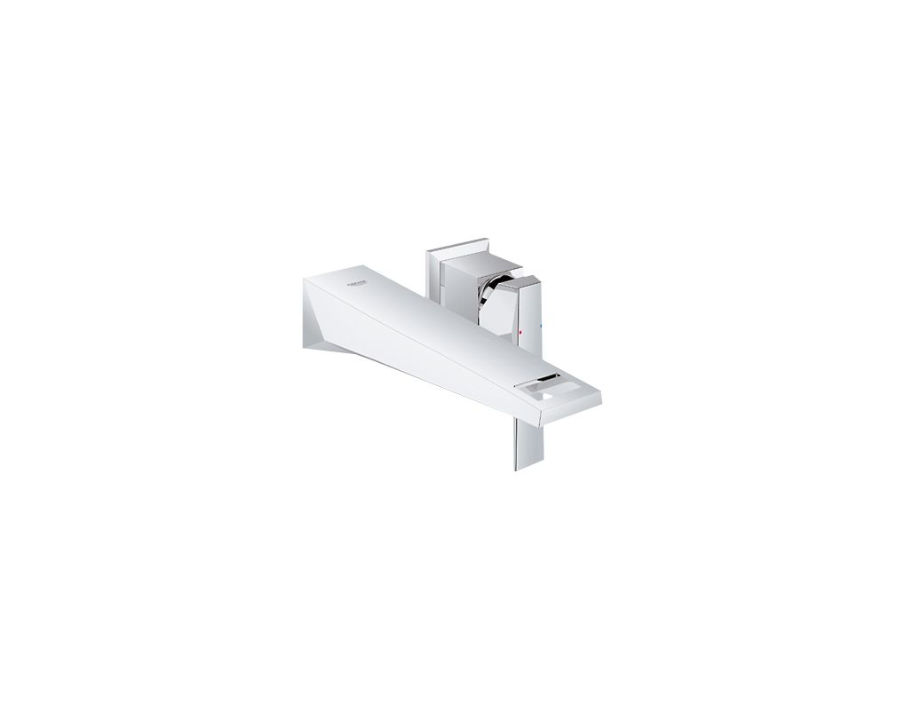 allure brilliant wall mounted bathroom faucet less drain assembly
