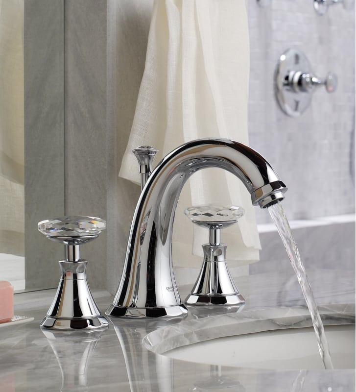Faucet Com 2012400a In Starlight Chrome By Grohe