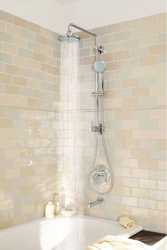 Faucet Com 26123000 In Starlight Chrome By Grohe