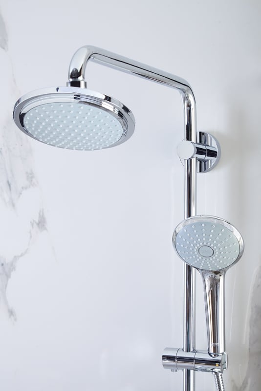 offer ends - Grohe Shower Head
