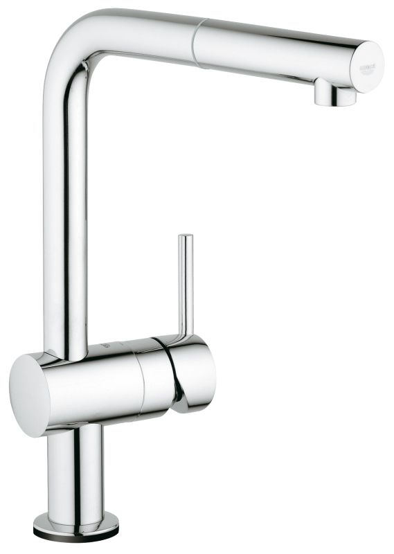 grohe 30218000 starlight chrome minta touch activated pull