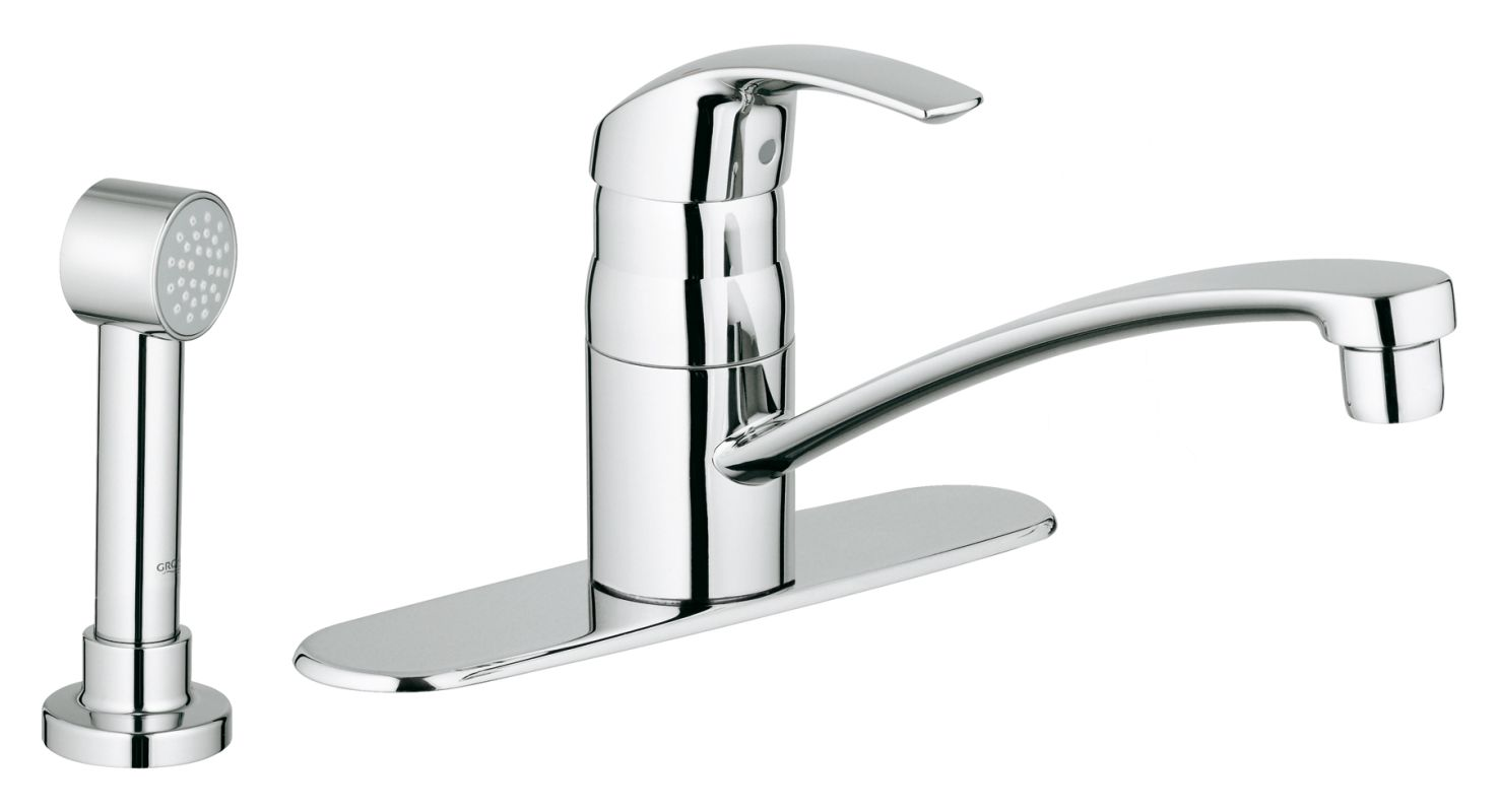 how to install a grohe kitchen faucet - 28 images - how to install a ...