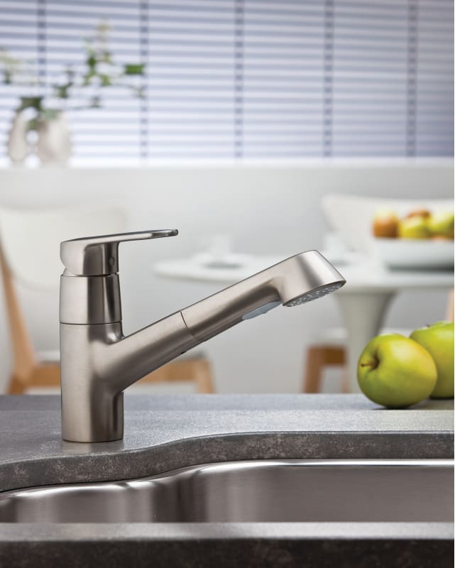 Faucet.com | 32946DC2 in SuperSteel by Grohe