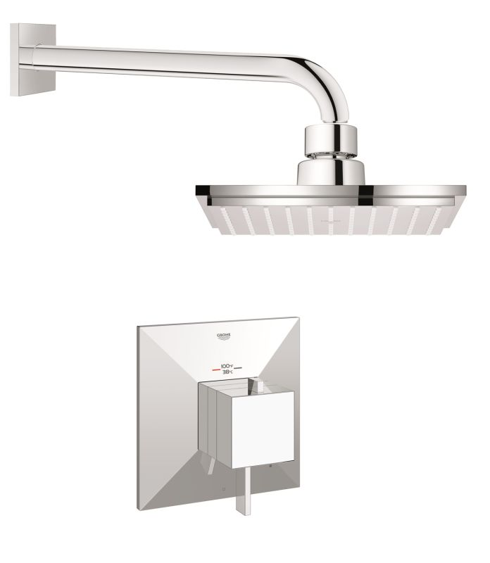 Grohe Allure Bathroom Faucet: GSS-Allure-STH-01-000 In Starlight Chrome By
