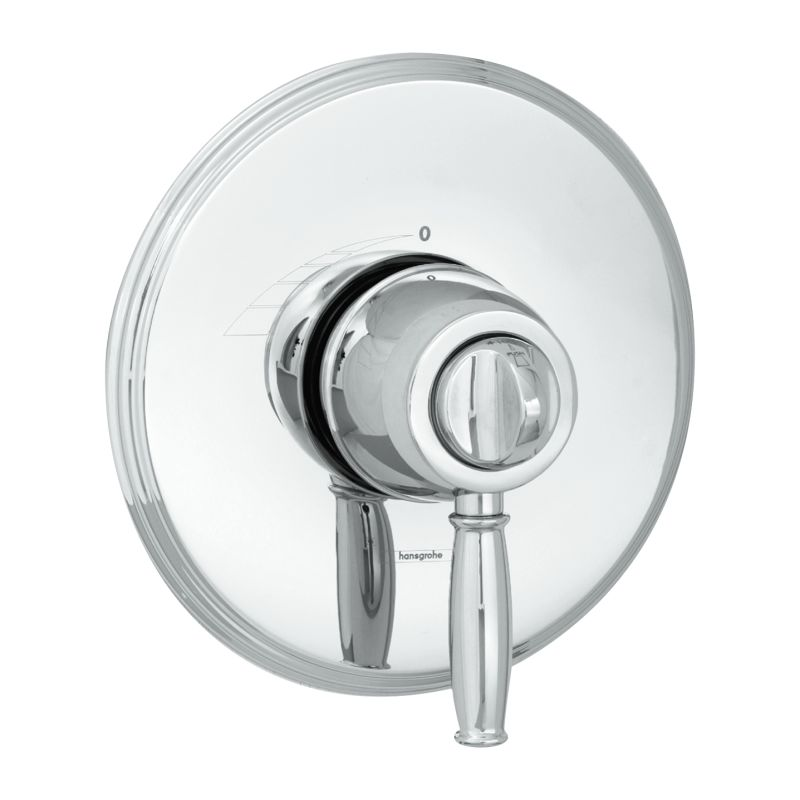 06061820 In Brushed Nickel By Hansgrohe