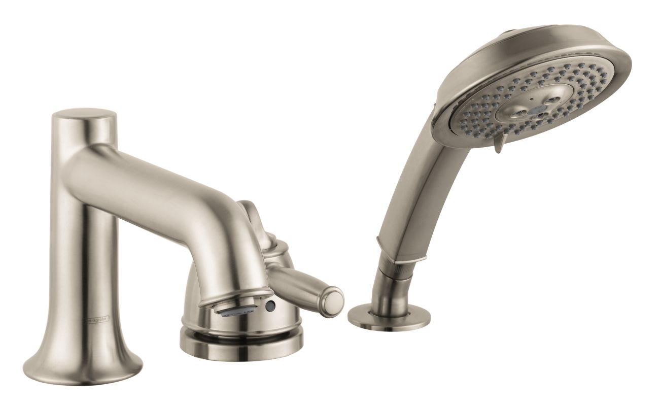 Faucet Com 04133820 In Brushed Nickel By Hansgrohe
