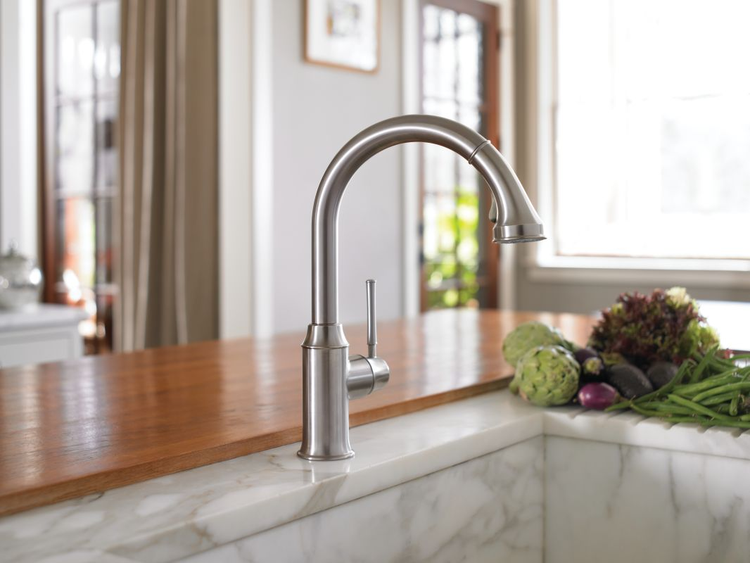 faucet com 04215830 in polished nickel by hansgrohe