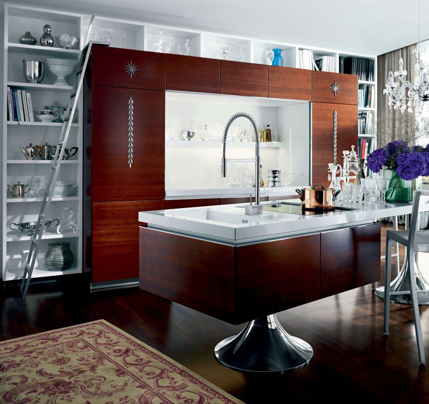Faucet.com | in Steel Optik by Hansgrohe