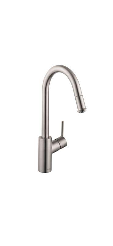 Faucet Com 14872801 In Steel Optik By Hansgrohe