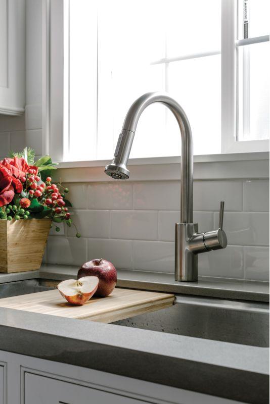 Faucet Com 14877801 In Steel Optik By Hansgrohe