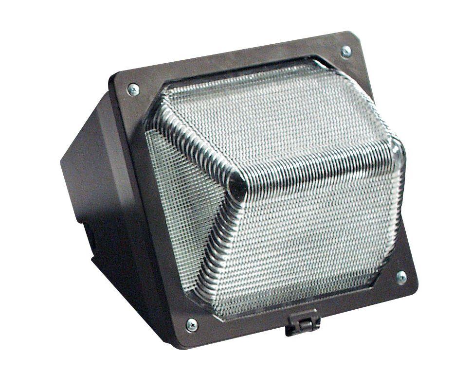 Hubbell Lighting Outdoor WGH 70H Dark Bronze 1 Light 70