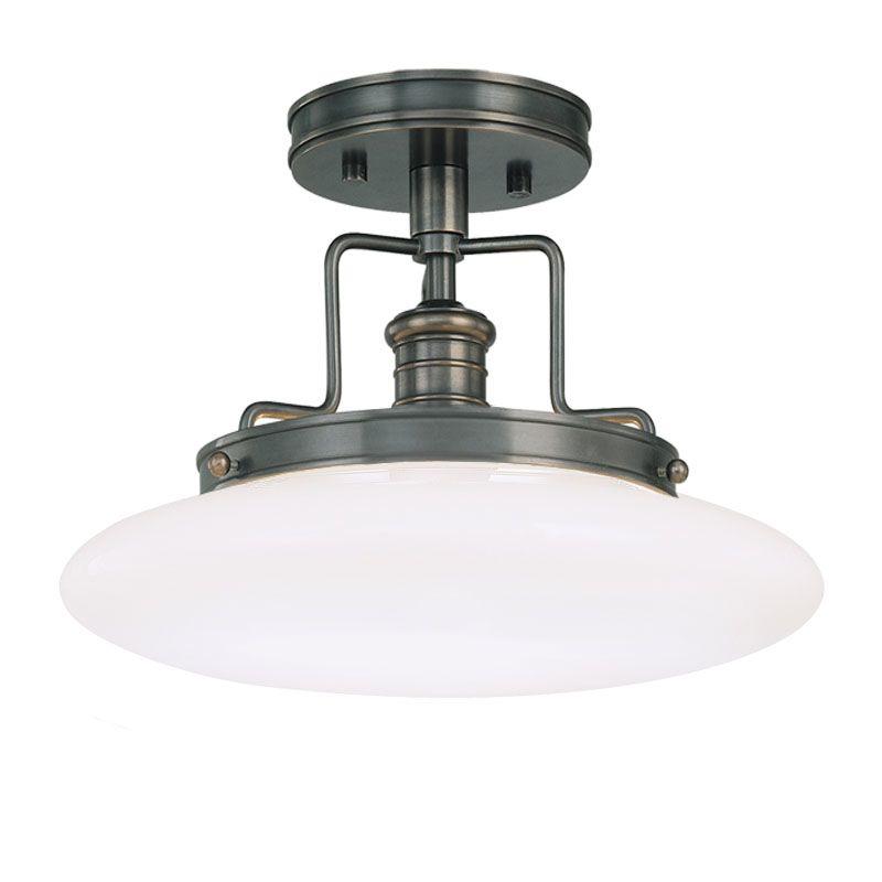 Hudson Valley Lighting Bulbs: Hudson Valley Lighting 4202-OB Old Bronze Beacon 1 Light