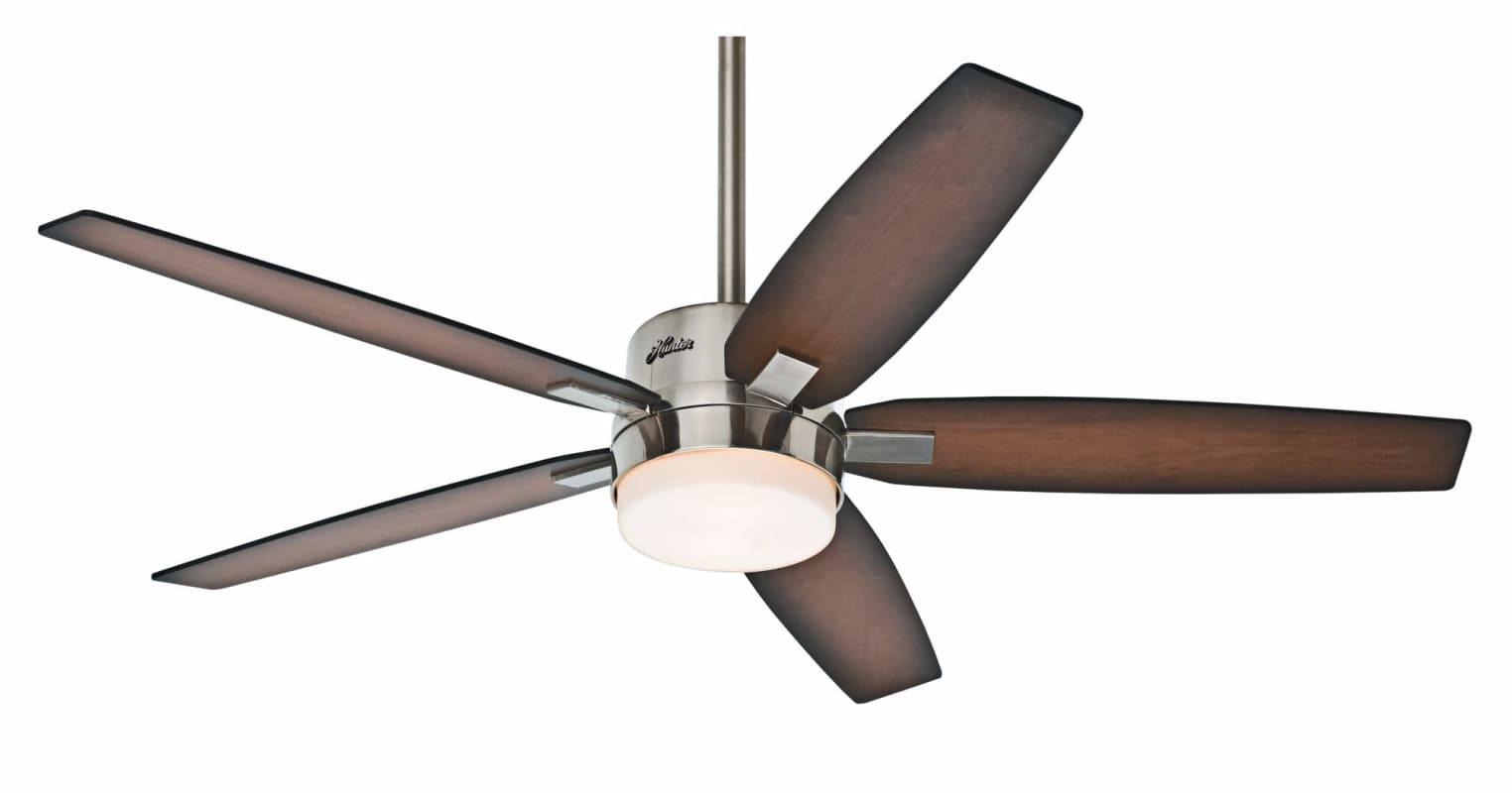 Hunter 59039 Brushed Nickel 54 Quot Indoor Ceiling Fan 5