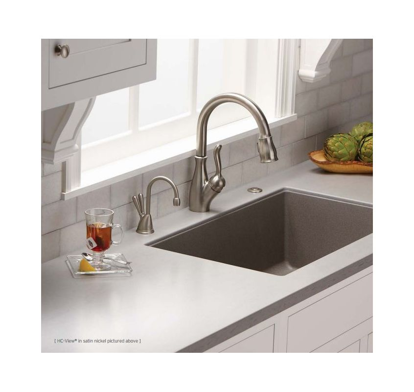 Faucet.com | HC-ViewSN-SS in Satin Nickel by InSinkErator