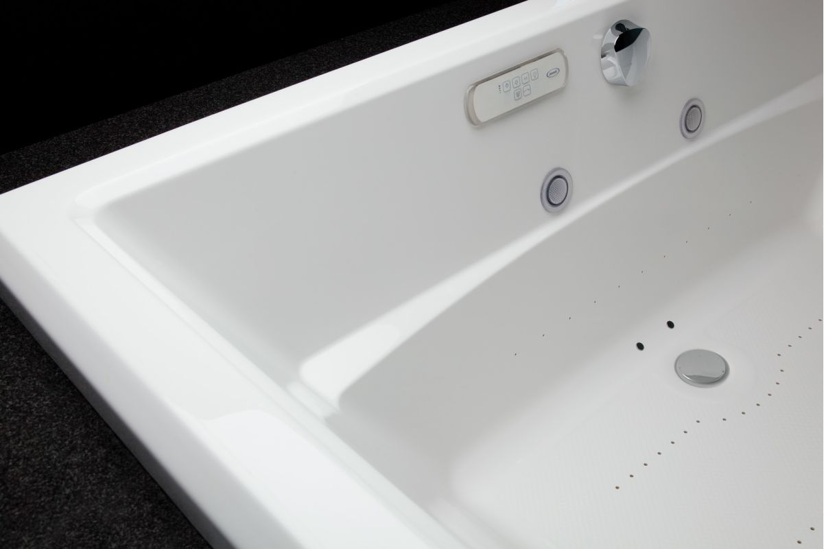 Faucet.com | ACE7242ACR4CXA in Almond by Jacuzzi