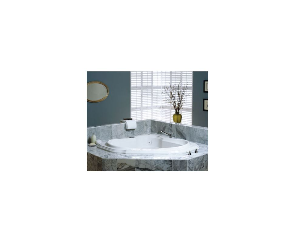 Faucet.com | BEL6060WCL4CWB in Black by Jacuzzi