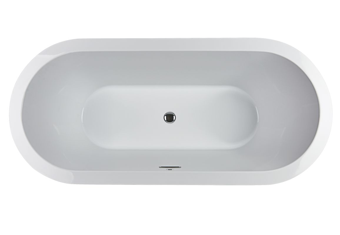 Cef7032bcxxxxw in white chrome trim by jacuzzi for What is the best bathtub
