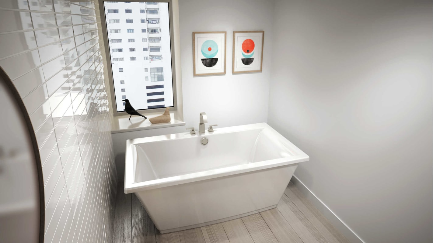 view of fiore tub