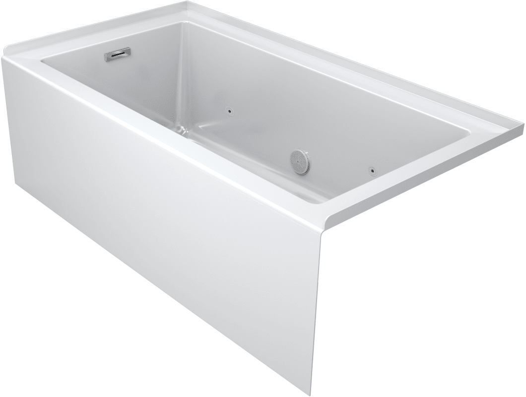 Faucet Com Lns6036brl2hsw In White By Jacuzzi