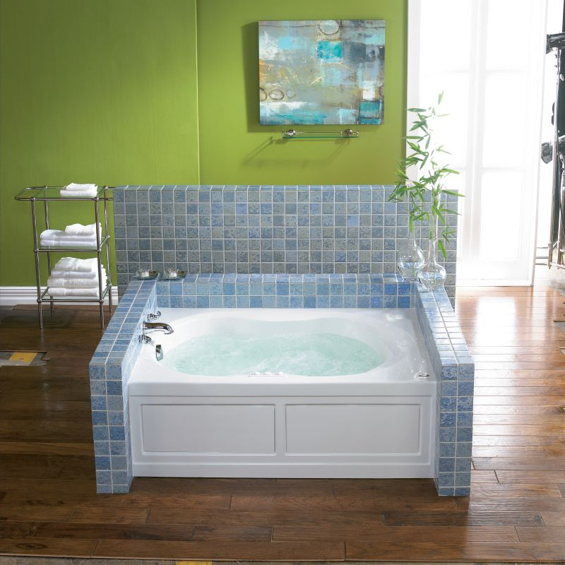 Colorful Whirlpool Tub Surround Picture Collection - Bathtub Ideas ...