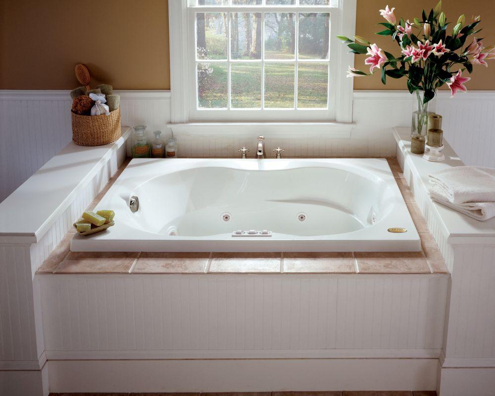 Whirlpool Bathtub Drop In - Bathtub Ideas