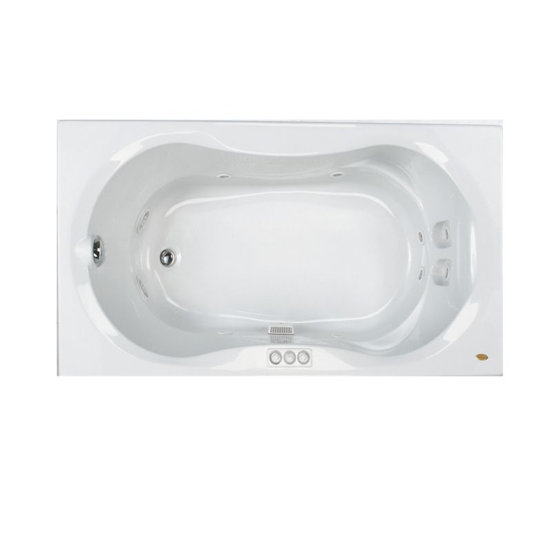 Faucet.com   ESP7242WLG1XXA in Almond by Jacuzzi