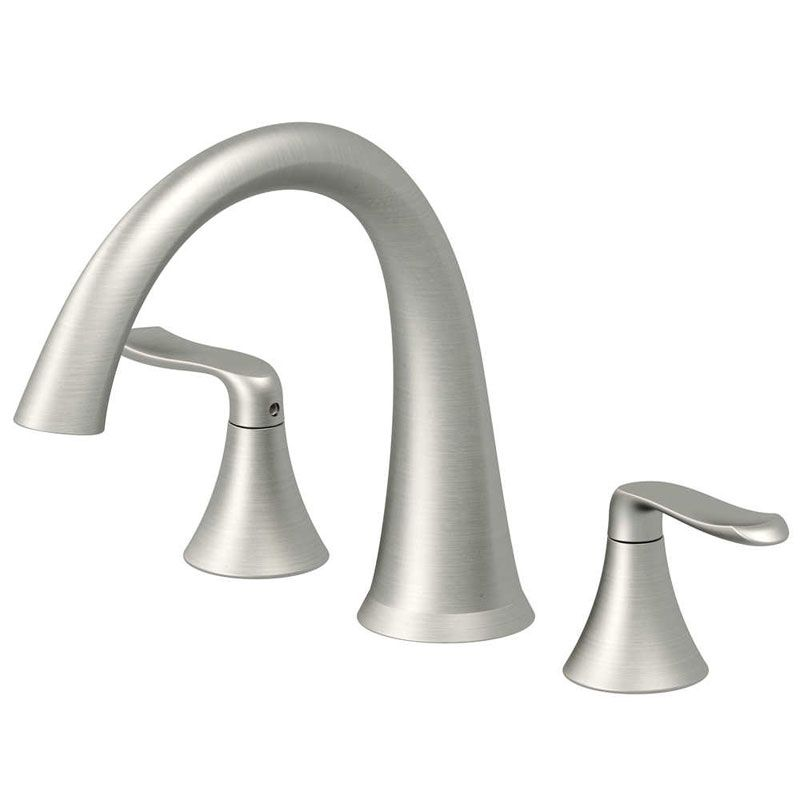 Faucet Com Mx22826 In Brushed Nickel By Jacuzzi