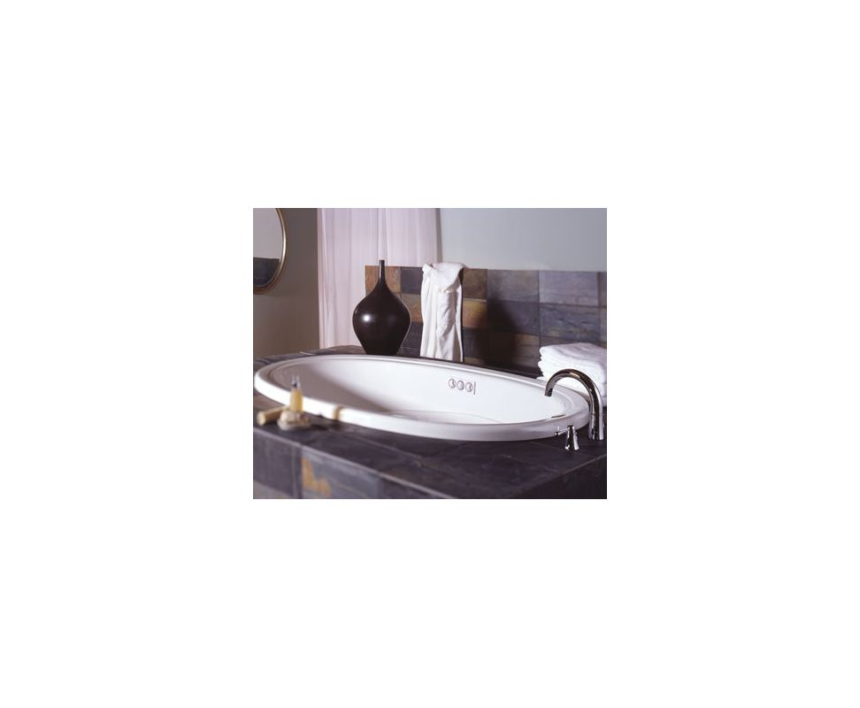 Faucet.com | RIV6243WLR2XXB in Black by Jacuzzi