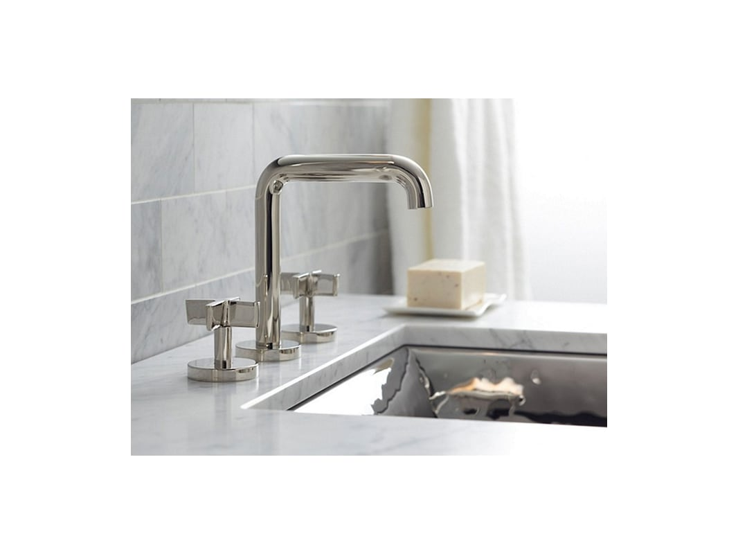 Faucet.com | P24492-CR-AD in Nickel Silver by Kallista