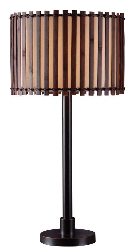 Kenroy Home 32279brz Bronze Bora 1 Light Outdoor Table