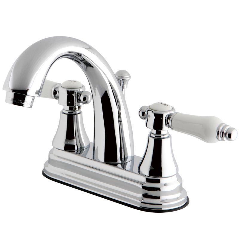 Faucet Com Ks7611bpl In Chrome By Kingston Brass