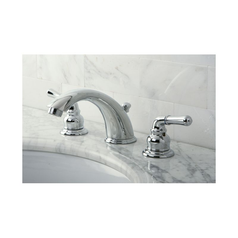 Bathroom Faucets Kingston faucet | kb964 in polished chrome / polished brasskingston