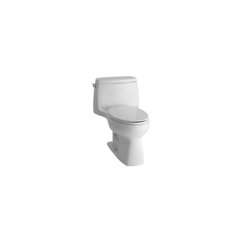 Kohler K 3811 0 White Santa Rosa 1 6 Gpf One Piece