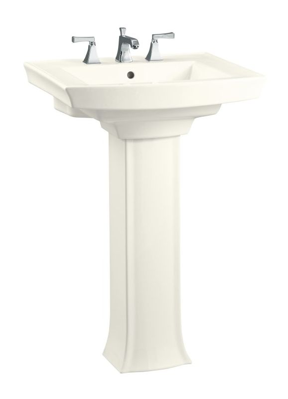Kohler K 2359 8 96 Biscuit 24 Quot Widespread Vitreous China