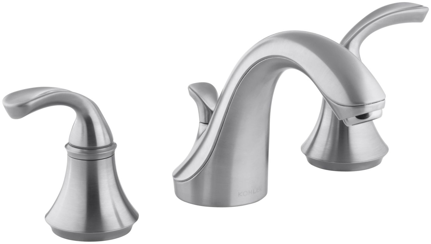 Faucet Com K 10272 4 G In Brushed Chrome By Kohler