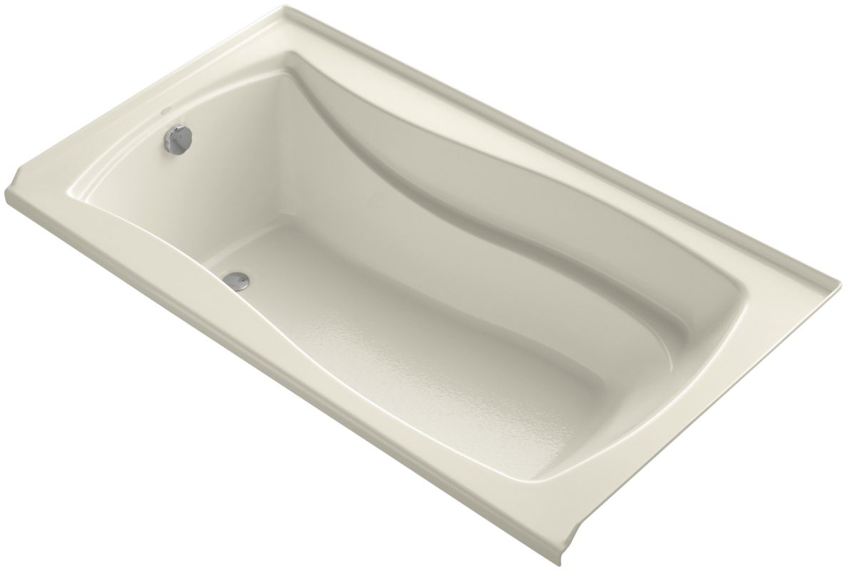 Kohler K 1229 L 47 Almond Mariposa Collection 66 Quot Three