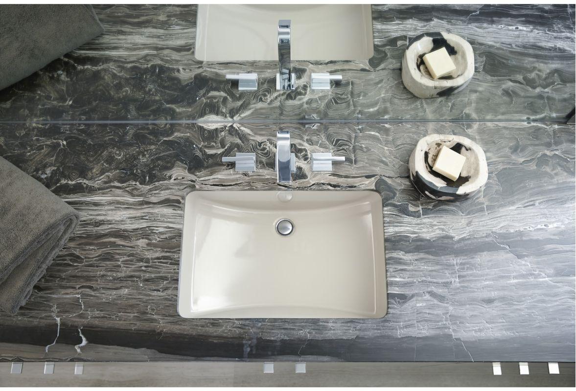 K 2215 0 in white by kohler - Discontinued kohler bathroom sink faucets ...