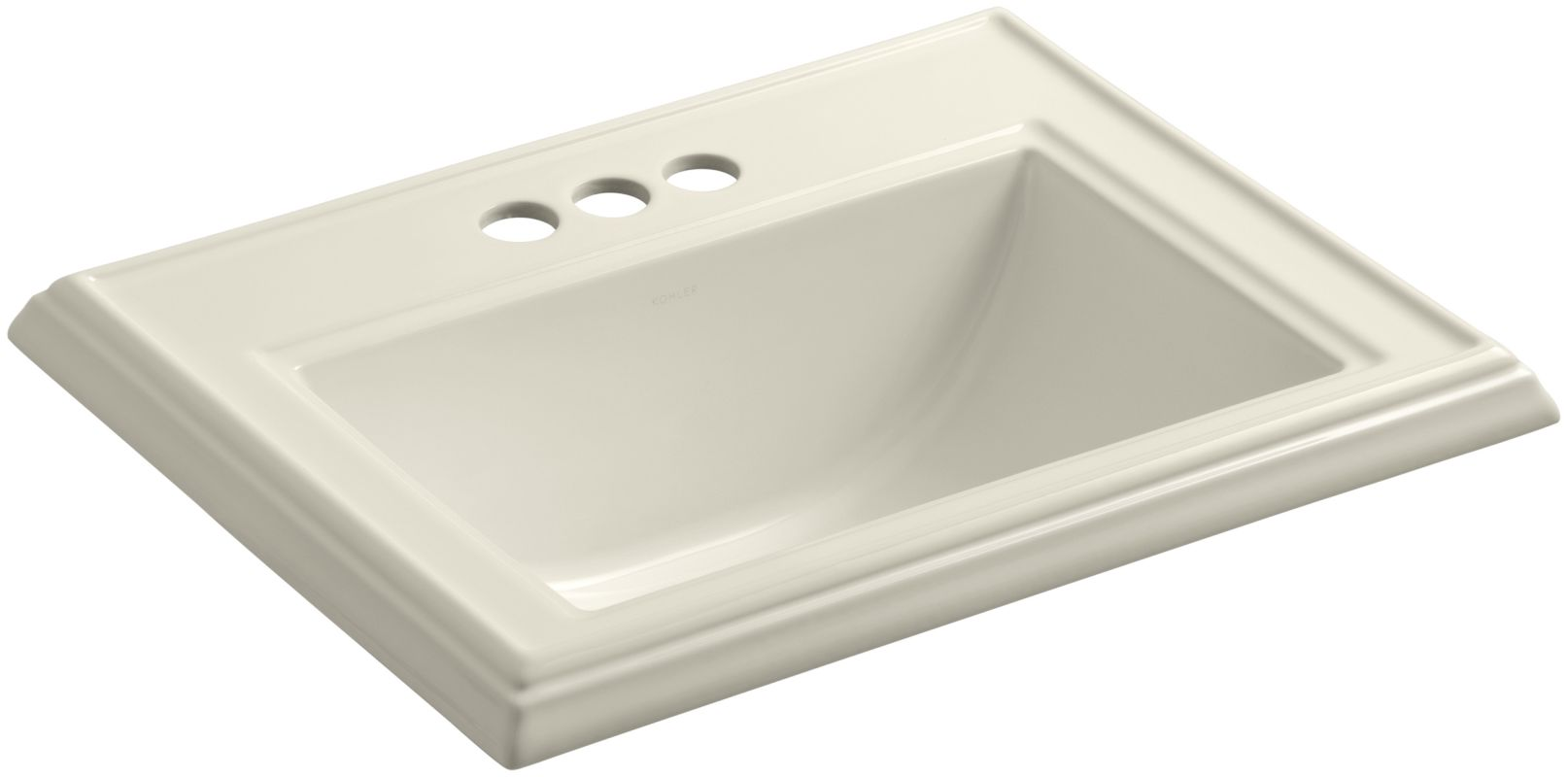 Kohler K 2241 4 47 Almond Memoirs Stately 17 Quot Drop In