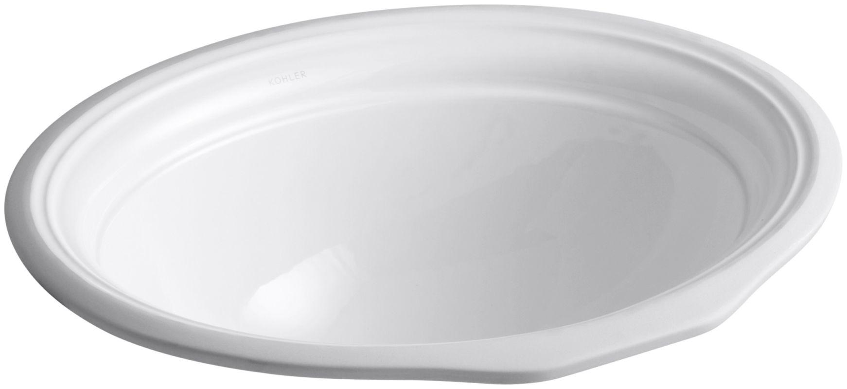 Faucet.com   K-2336-0 in White by Kohler