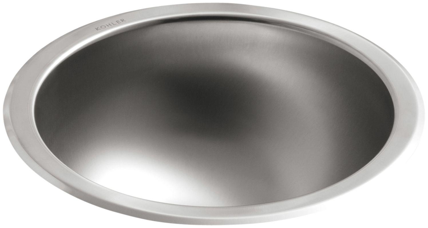 Kohler K 2610 Su Na Satin Bolero 11 1 2 Quot Stainless Steel