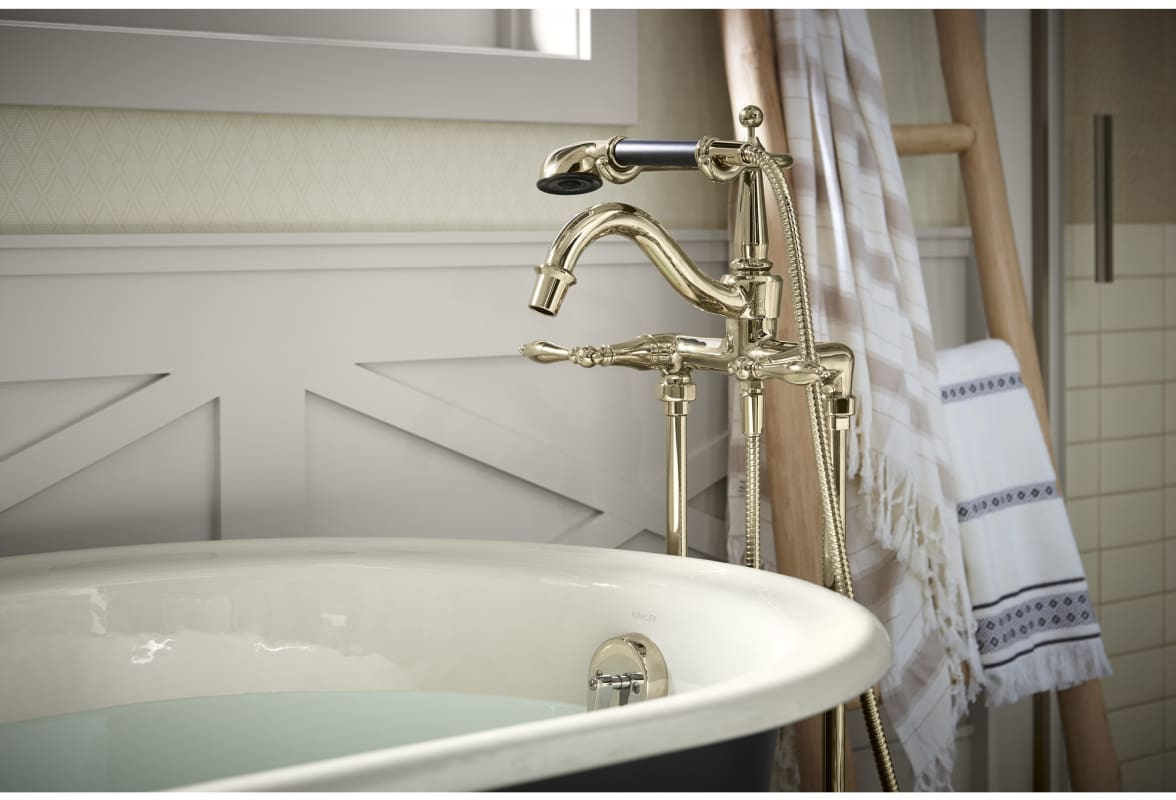 kohler roman tub faucet with hand shower. Kohler K 331 4M Alternate Image 4  Faucet com BV in Brushed Bronze by