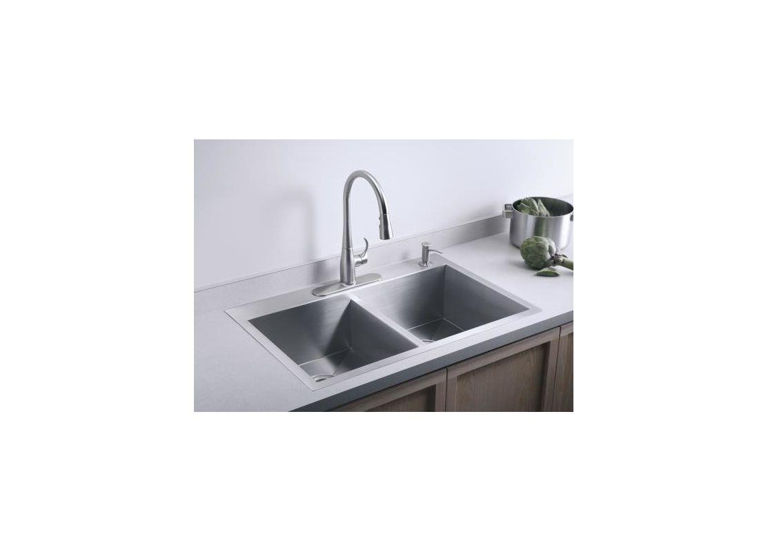 Faucet Com K 3820 4 K 596 Bl In Matte Black Faucet By Kohler