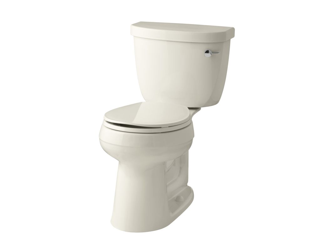 Toilet With Concealed Trapway