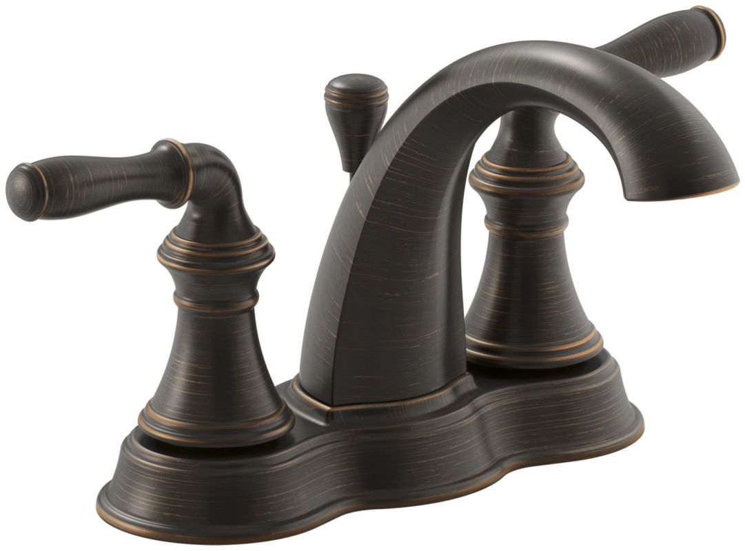 Kohler K 393 N4 2bz Oil Rubbed Bronze 2bz Devonshire