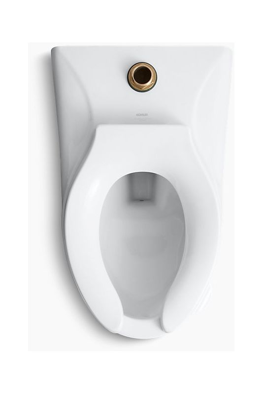 Faucet Com K 4325 0 In White By Kohler