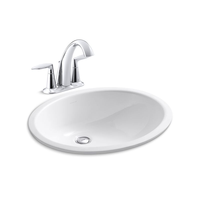 Faucet.com | K-45100-4/K-2210-CP in Polished Chrome by Kohler