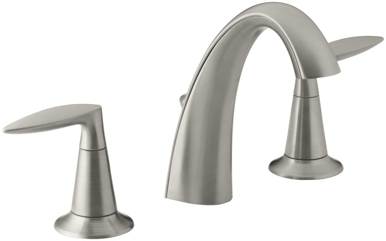 K 45102 4 Bn In Vibrant Brushed Nickel By Kohler