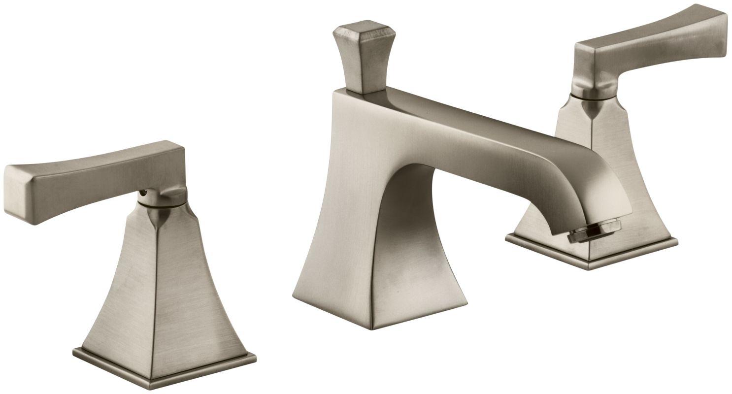 Faucet.com   K-454-4V-BN in Brushed Nickel by Kohler