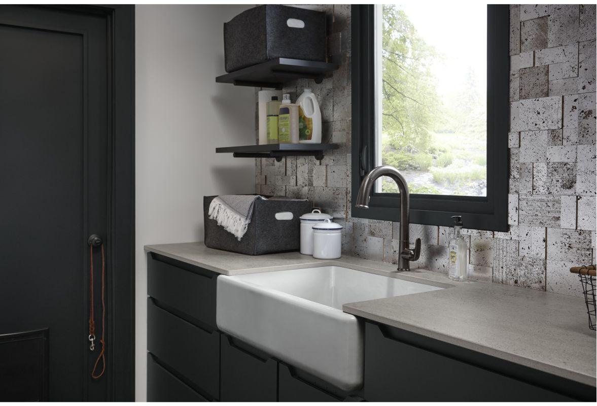 Kohler whitehaven apron sink -  Kohler K 5827 Alternate Image 3