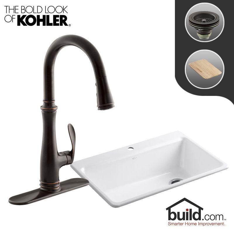 K 5871 1a2 K 560 2bz In Oil Rubbed Bronze Faucet By Kohler